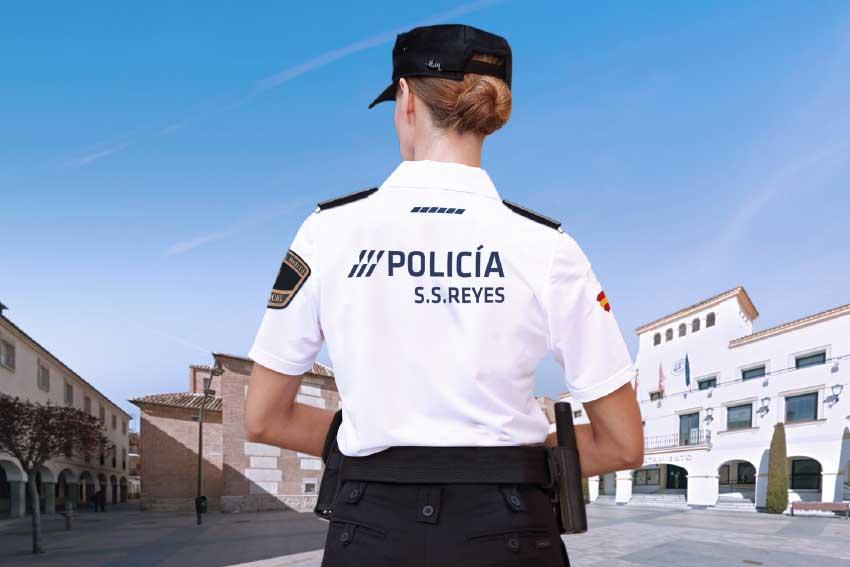 nuevo-uniforme-policia-local san sebastian de los reyes