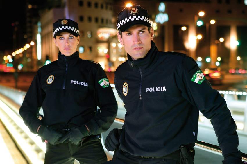 Uniforme de Policía Local de Sanlúcar